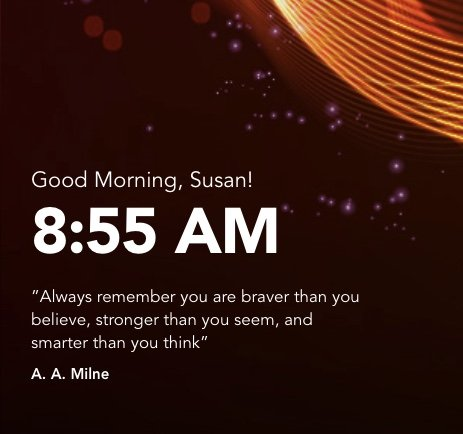 A. A. Milne Quote