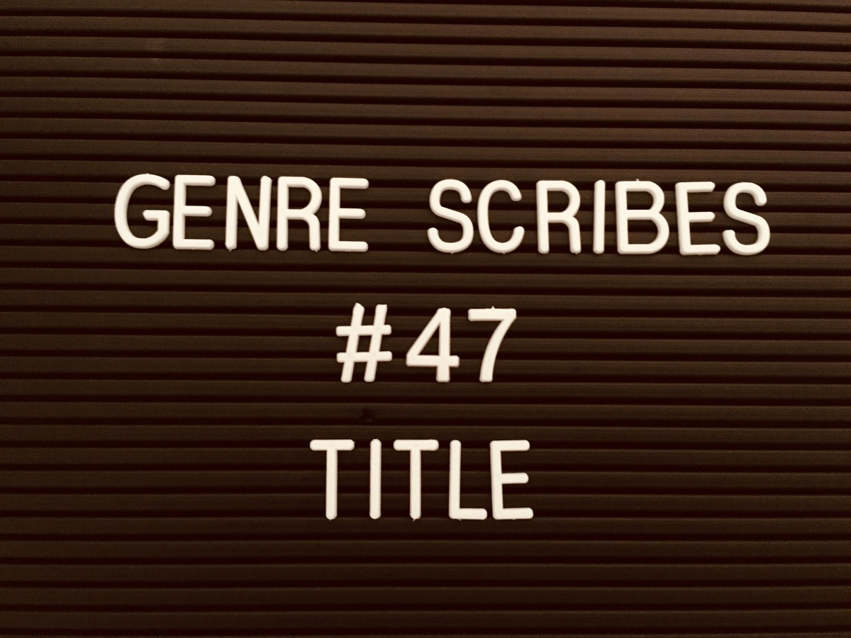Genre Scribes #47 —Title